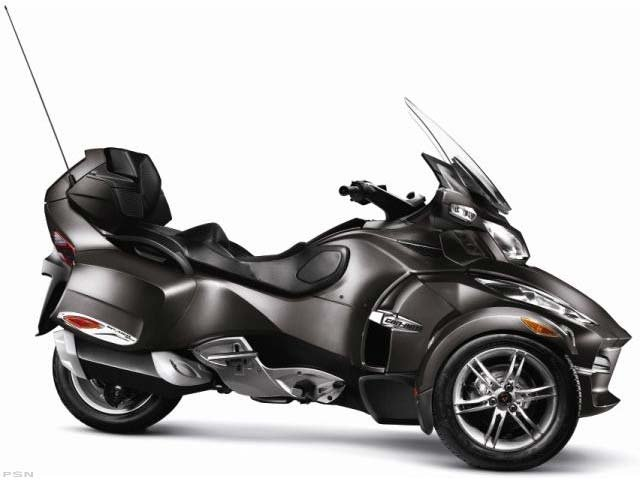 2011 Can-Am Spyder™ RT-S SM5