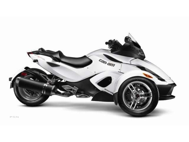 2011 Can-Am Spyder RS SE5