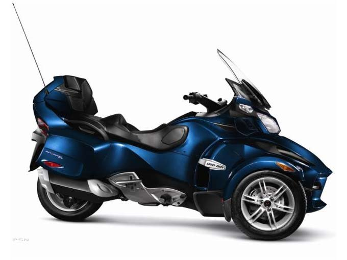 2011 Can-Am Spyder RT Audio & Convenience SM5