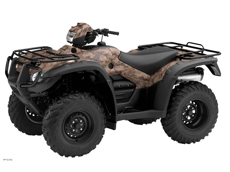2011 Honda FourTrax Foreman 4x4 with EPS (TRX500FPM)