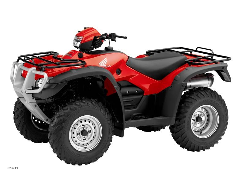 2011 Honda FourTrax Foreman 4x4 ES with EPS (TRX500FPE)