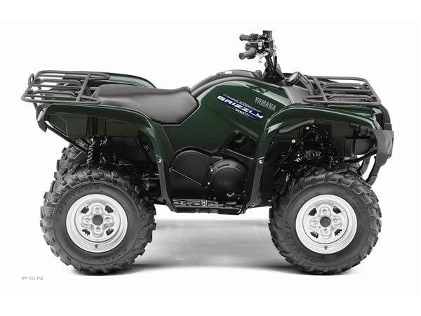 2011 Yamaha Grizzly 700 FI Auto. 4x4 EPS
