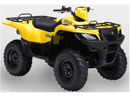 2011 Suzuki KingQuad 500AXi