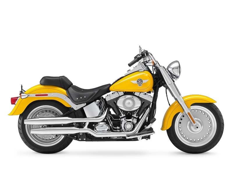 2011 Harley-Davidson Softail� Fat Boy�