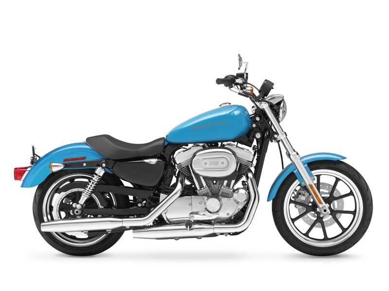 2011 Harley-Davidson XL883L Sportster 883 SuperLow&#153;