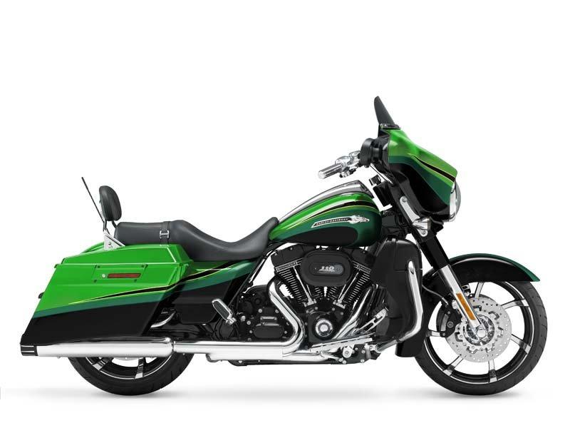 2011 Harley-Davidson FLHXSE2 CVO Street Glide