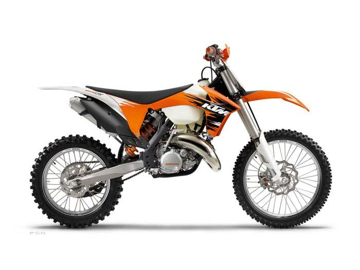 2011 KTM 150 XC