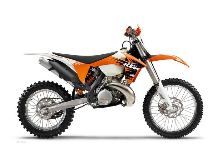 2011 KTM 300 XC