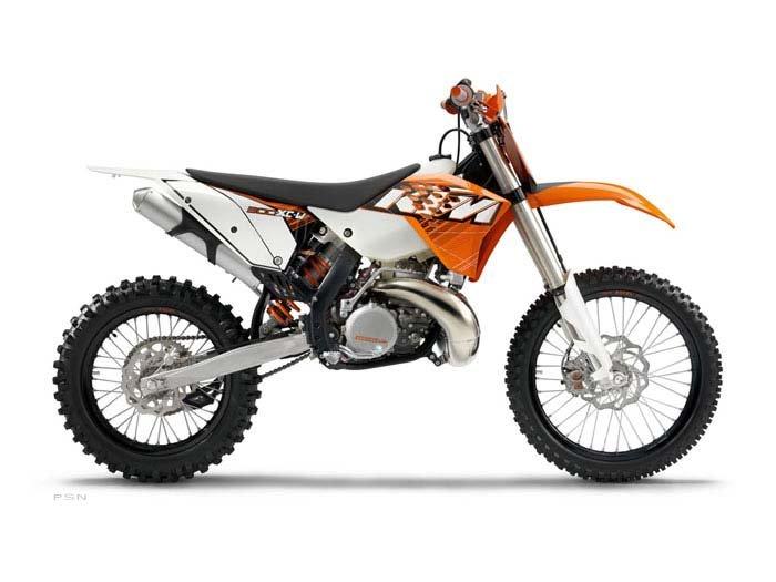 2011 KTM 300 XC-W