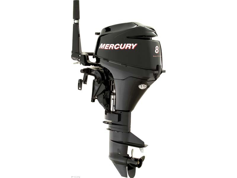 2012 Mercury FourStroke 8