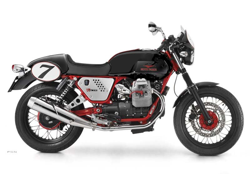 2012 Moto Guzzi V7 Racer