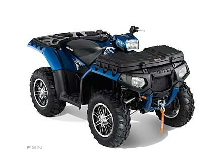 NEW 2012 SPORTSMAN 550 L.E. BLUE FIRE CLEARANCE PRICED