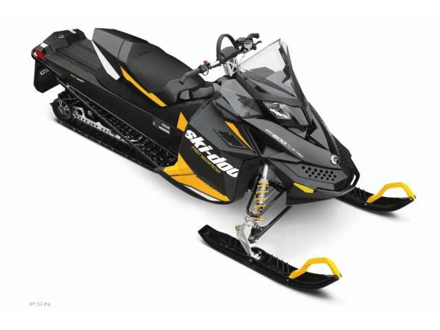 2012 Ski-Doo Renegade� Backcountry� E-TEC 800R