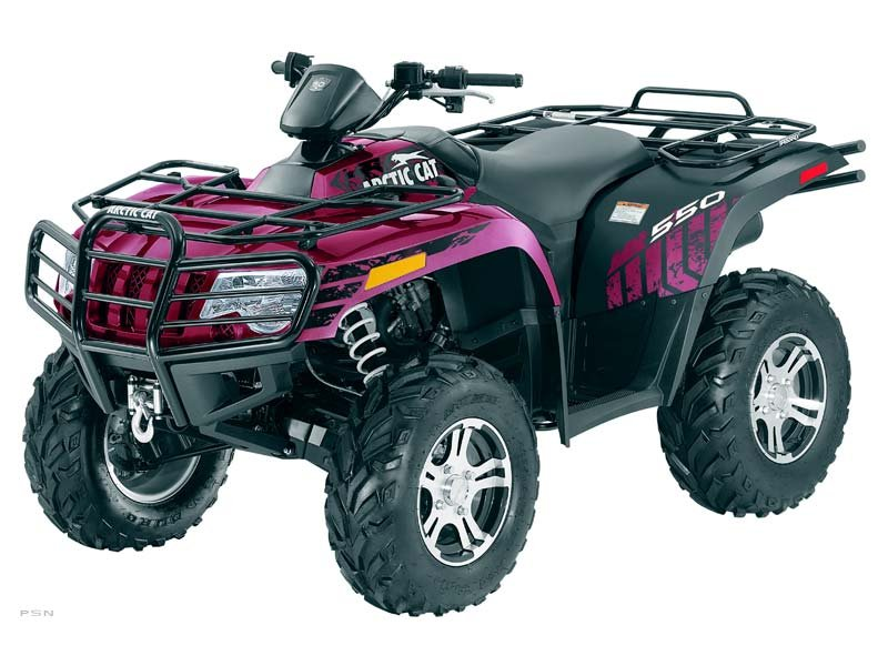 2012 Arctic Cat 550i LTD