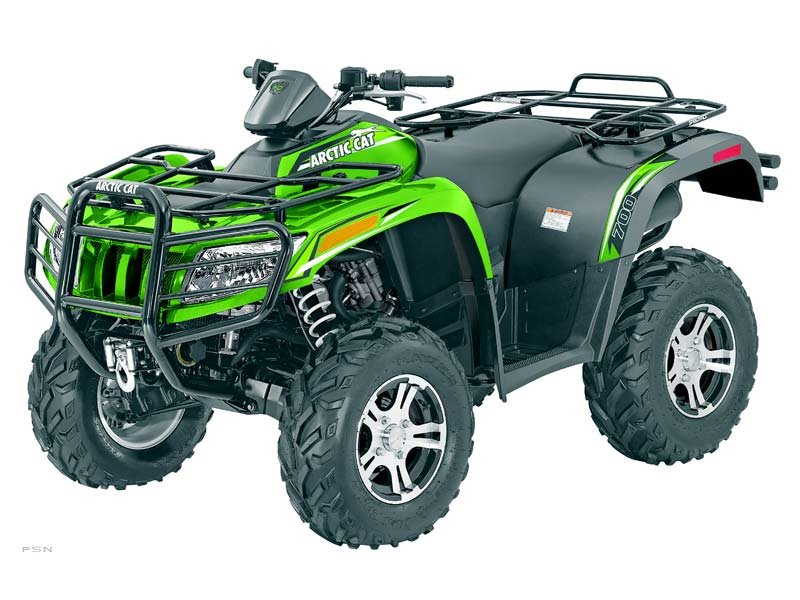 2012 Arctic Cat 700i LTD
