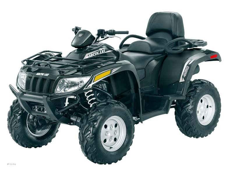 2012 Arctic Cat TRV 450i