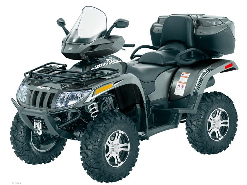 2012 Arctic Cat TRV� 1000i Cruiser