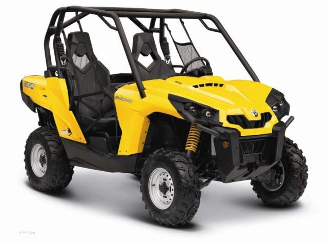 2012 Can-Am Commander&#153; 800