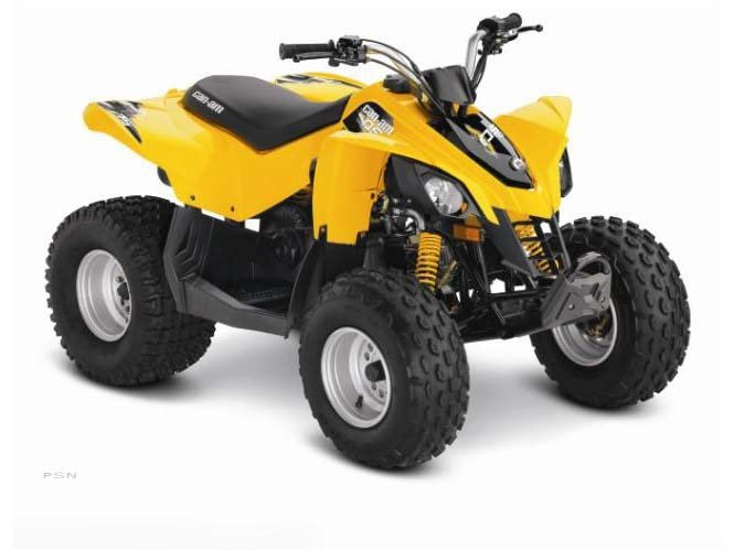 2012 Can-Am DS 70�