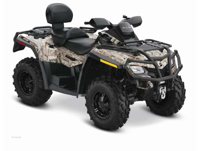 2012 Can-Am Outlander� MAX 650 EFI XT™