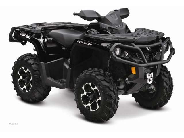 2012 Can-Am Outlander� 1000 EFI XT™