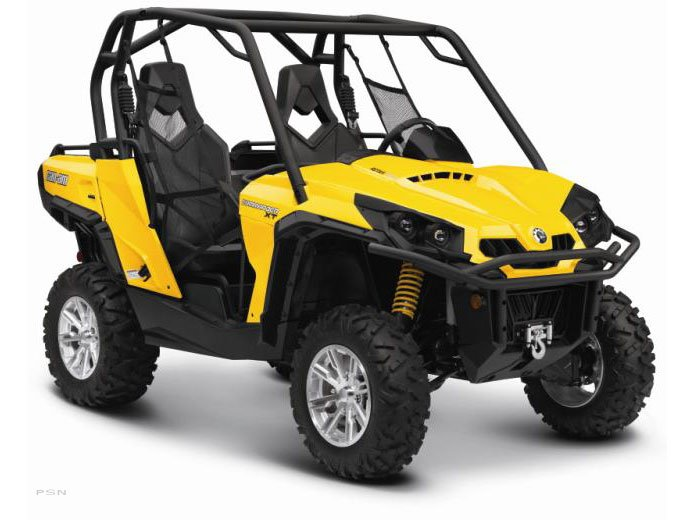 2012 Can-Am Commander™ XT™ 1000