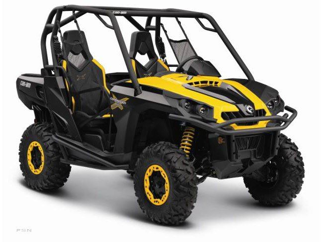 2012 Can-Am Commander&#153; 1000 X&#153;