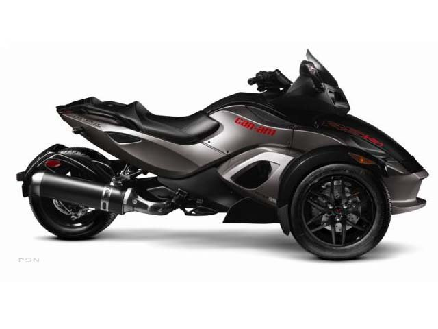 2012 Can-Am Spyder® RS-S SE5
