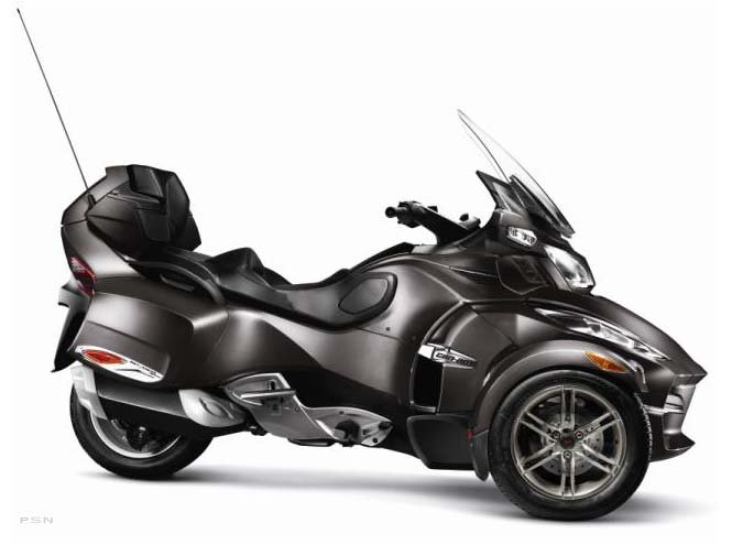 2012 Can-Am Spyder® RT-S SE5