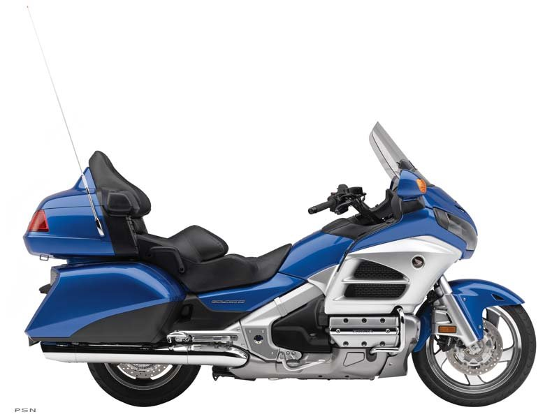 2012 Honda Gold Wing� Audio Comfort (GL18HPM)