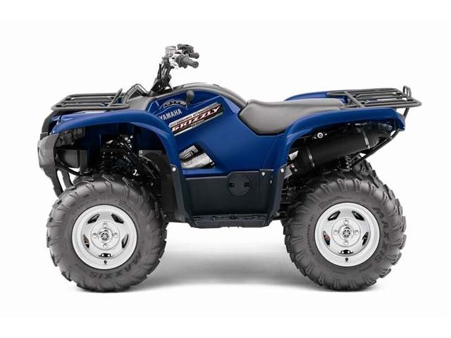 2012 Yamaha Grizzly 550 FI Auto. 4x4 EPS