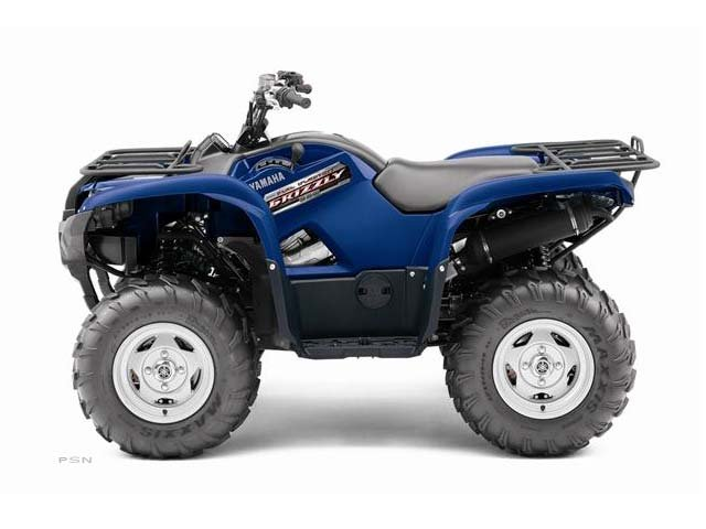 2012 Yamaha Grizzly 550 FI Auto. 4x4