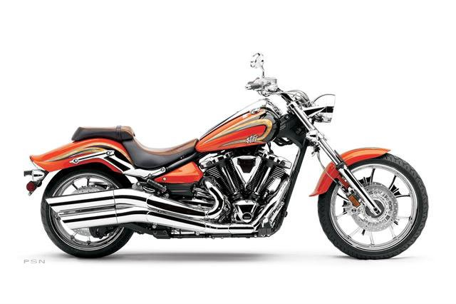 Save $500 more when your trade your motorcycle on this SCL!