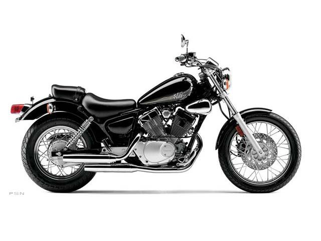 2012 Yamaha V Star 250