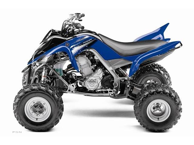 2012 Yamaha Raptor 700R