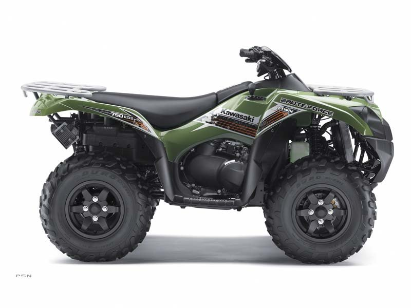 2012 Kawasaki Brute Force® 750 4x4i EPS