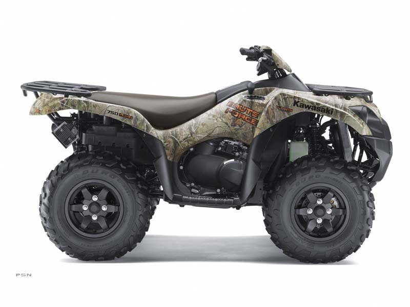 2012 Kawasaki Brute Force&#174; 750 4x4i EPS Camo