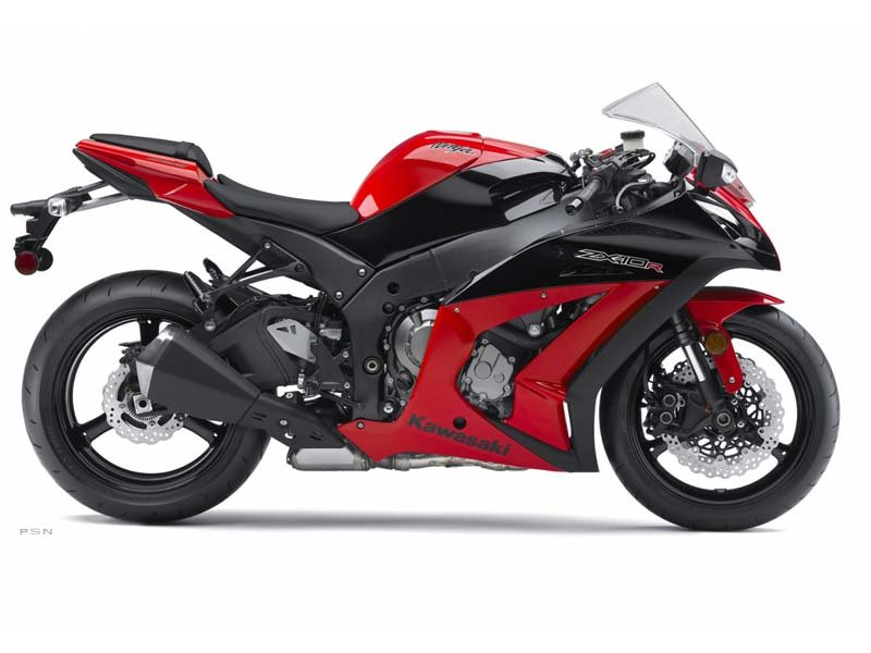 2012 Kawasaki Ninja&#174; ZX&#153;-10R