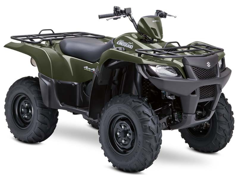 2014 Suzuki KingQuad® 500AXi Power Steering