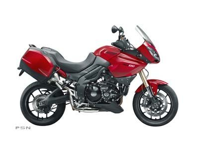 2012 Triumph Tiger 1050 SE ABS - Diablo Red