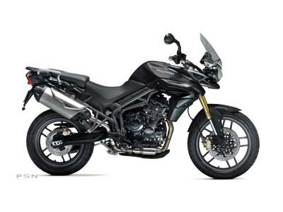 2012 Triumph Tiger 800 ABS - Phantom Black