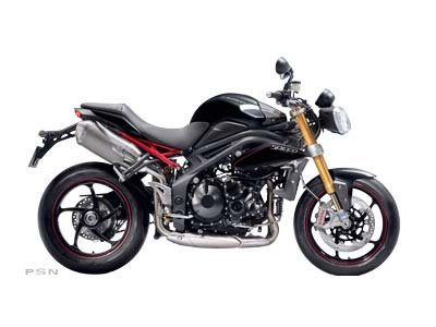 2013 Triumph Speed Triple R ABS - Phantom Black