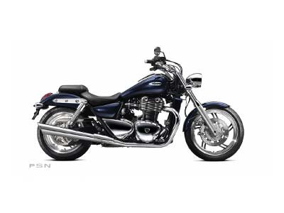 2012 Triumph Thunderbird ABS - Pacific Blue
