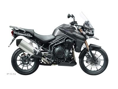 2012 Triumph Tiger Explorer - Graphite
