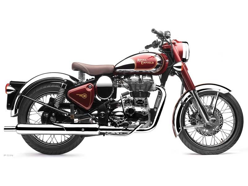 2012 Royal Enfield Bullet C5 Chrome (EFI) Limited Edition