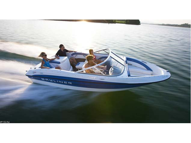 2012 Bayliner 185 BR