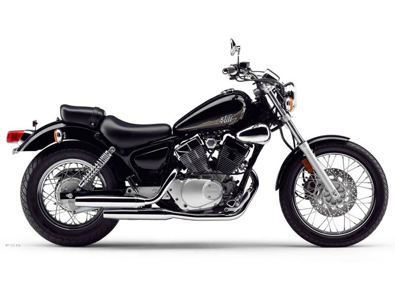 2012 Yamaha V-Star 250