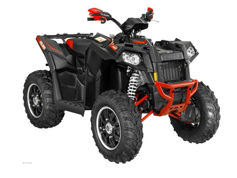 2013 Polaris Scrambler� XP 850 H.O. EPS LE (Stock:560292)