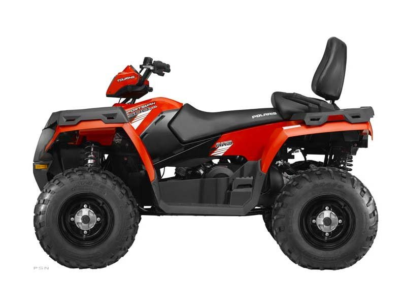 The most affordably priced 2 Up ATV available in 