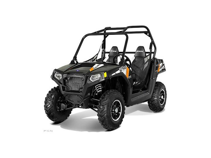 2013 Polaris Ranger RZR� 570 EPS Trail LE